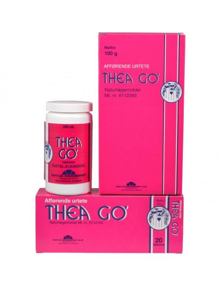 Thea-Go te 100 g fra NaturPoteket.dk