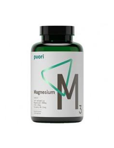 Magnesium M3 Puori fra NaturPoteket.dk