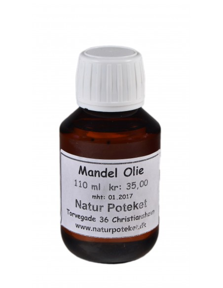 Ren Mandelolie 275  ml