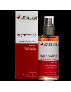 Arya Laya Regeneration Rose Flower Tonic Oil fra NaturPoteket.dk