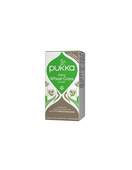 Hvedegræs juice pulver - Pukka