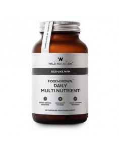 Food Grown Daily Nutrient Men-Wild Nutrition fra NaturPoteket.dk