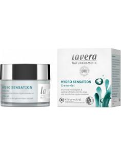Lavera Hydro Sensation - Cream-Gel 50 ml fra NaturPoteket.dk