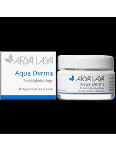 Arya Laya Aqua Derma Fugtighedscreme 50 ml fra NaturPoteket.dk