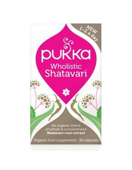 Shatavari til kvinder - Pukka