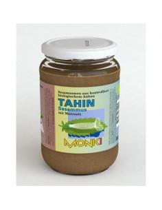 Monki Tahin med salt, Økologisk 330 g fra NaturPoteket.dk
