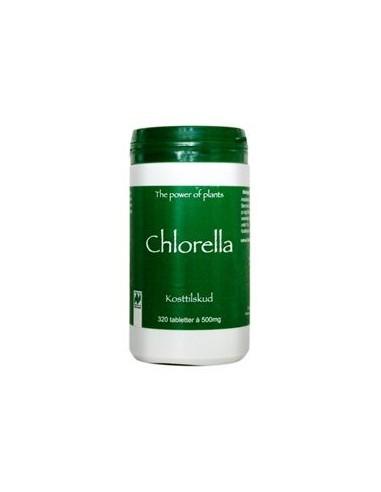 Chlorella 320 Tabletter Din sundhed fra Naturpoteket.dk