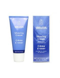 Shaving Cream Weleda 75 ml fra NaturPoteket.dk