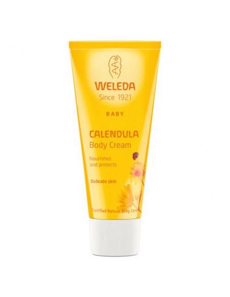 Calendula Body Cream Mamma & Baby Weleda fra NaturPoteket.dk