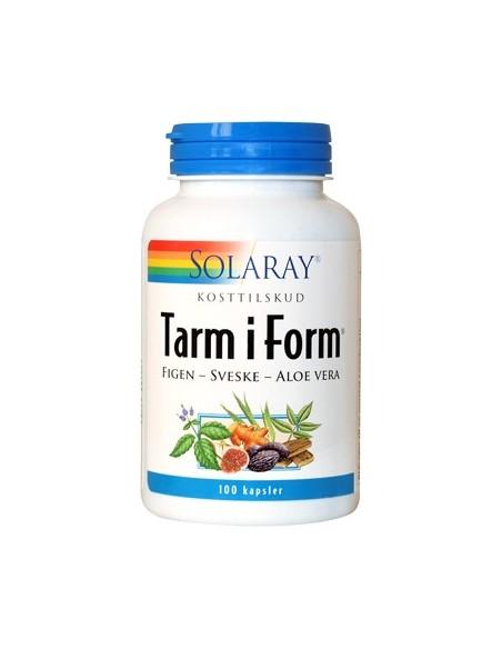 Solaray Tarm I Form 100 kap.