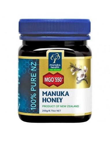 Manuka Honning MGO 550+