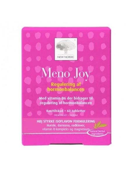 Meno Joy 60 tab - New Nordic Healthcare