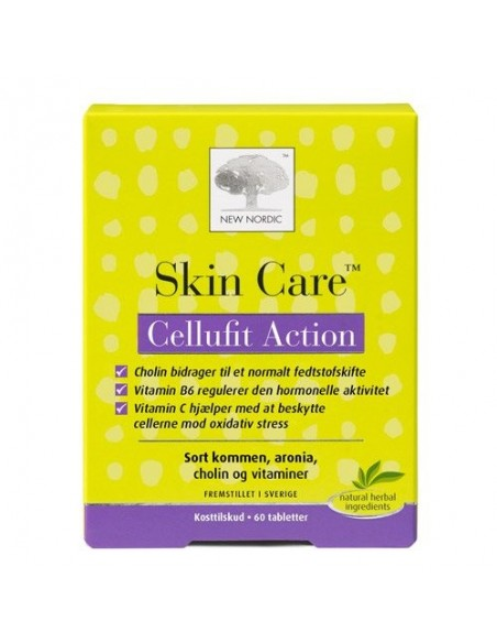 Skin Care Cellufit Action - New Nordic Healthcare