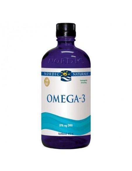 Omega m. citrussmag - 473 mL - Nordic Naturals