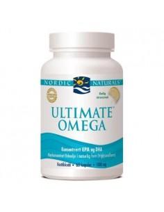 Ultimate Omega- 120 kapsler - Nordic Naturals