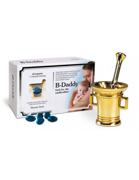 B-Daddy Pharma Nord 60 kapsler