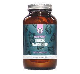 Plantforce, proteiner og magnesium